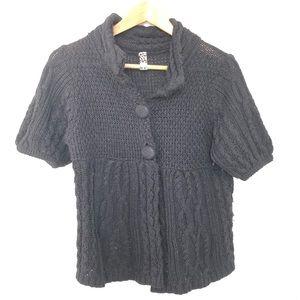 Grey Sweater cardigan - medium